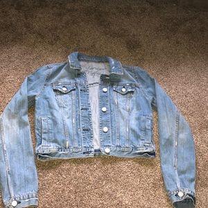 Jean jacket American eagle